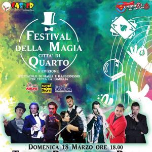 Festival Della Magia Di Quarto 2018